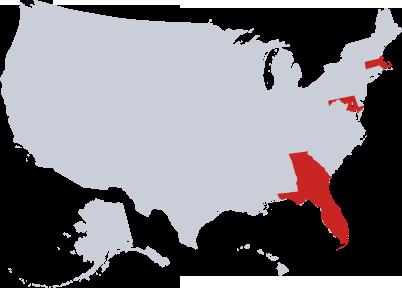 Membership map