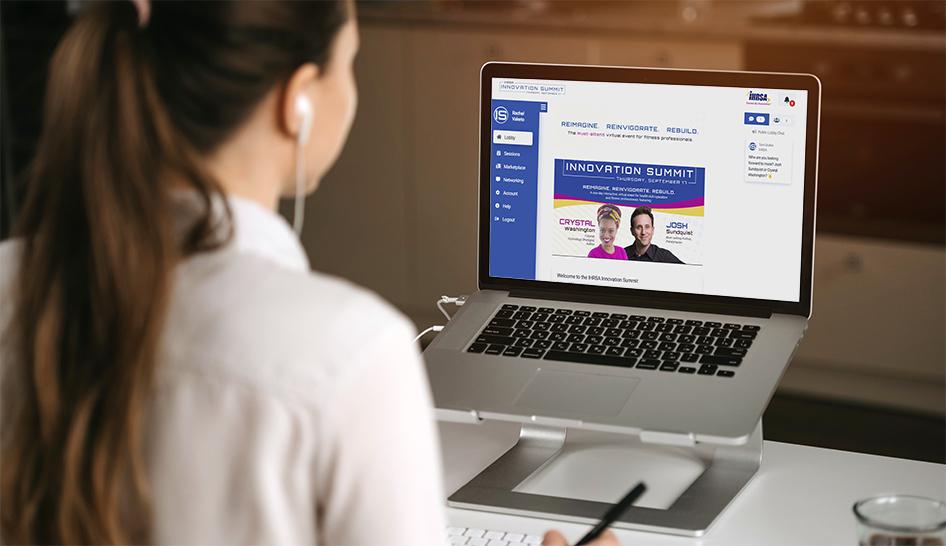 20 IS woman on laptop column 1