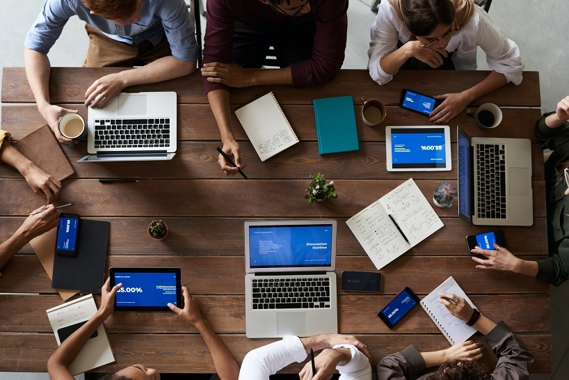 Board Article meeting desk pexels column