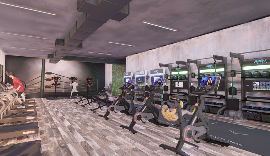 Facilities Aktiv Solutions Health Club Reimagined 1 column