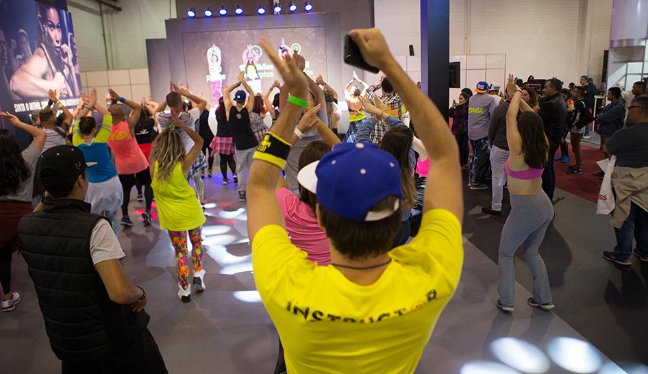 Facilities Group Dance Column