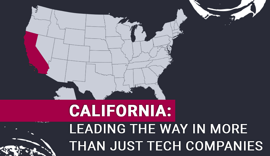 Fitness Policies Forcast CA LEADING THE WAY IN MORE THAN JUST TECH COMPANIES column width