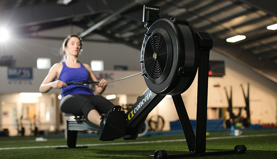 Fitness Programming Concept Rowing CBI Column