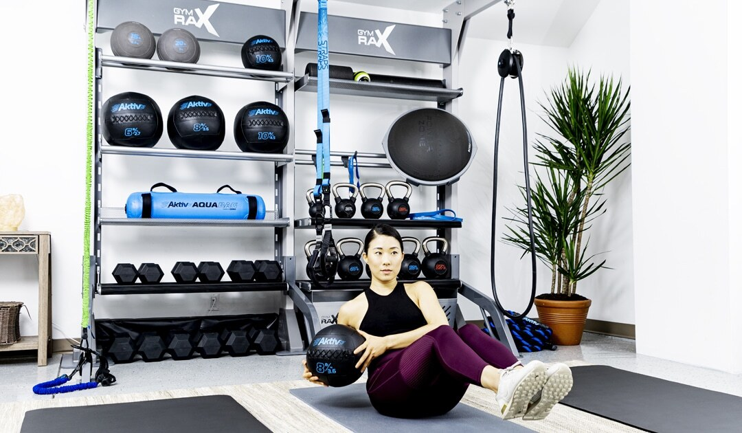 Fitness Design Group Blueboard PR