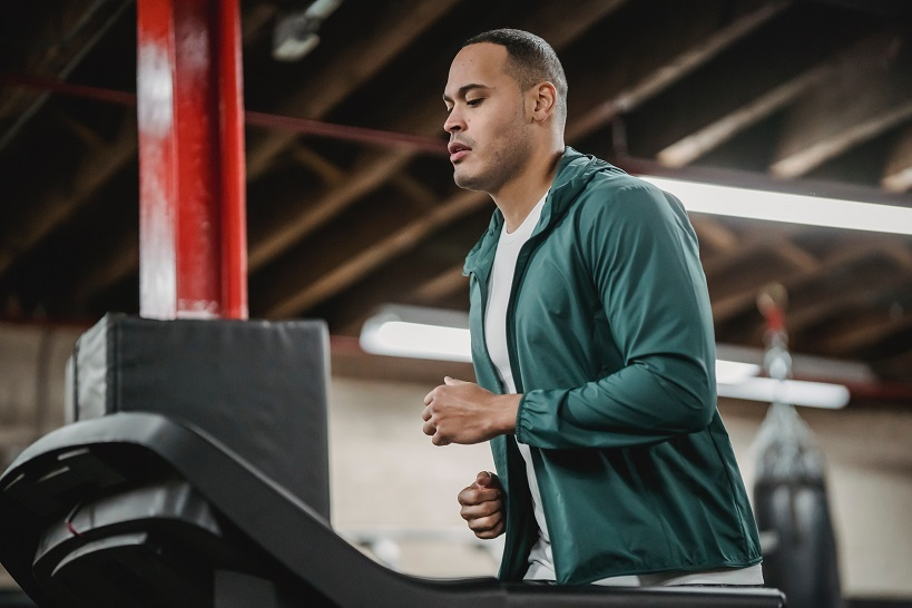 JWB report man treadmill gym pexels column