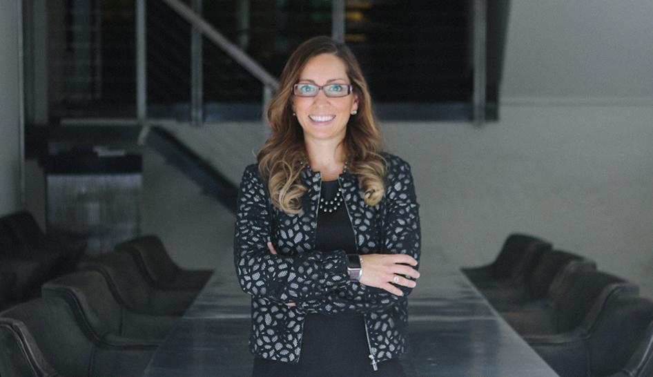 Leadership Leah Busque Column