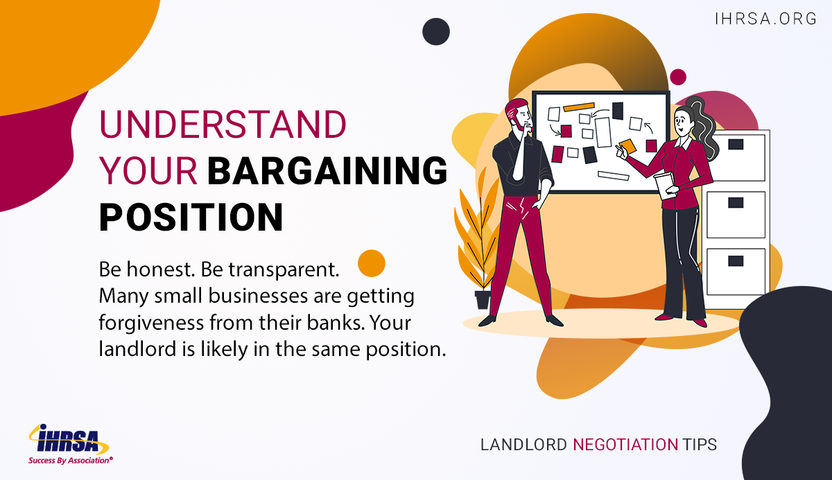 Negotiating with Your Landlord Tip 3 Bargaining Chips