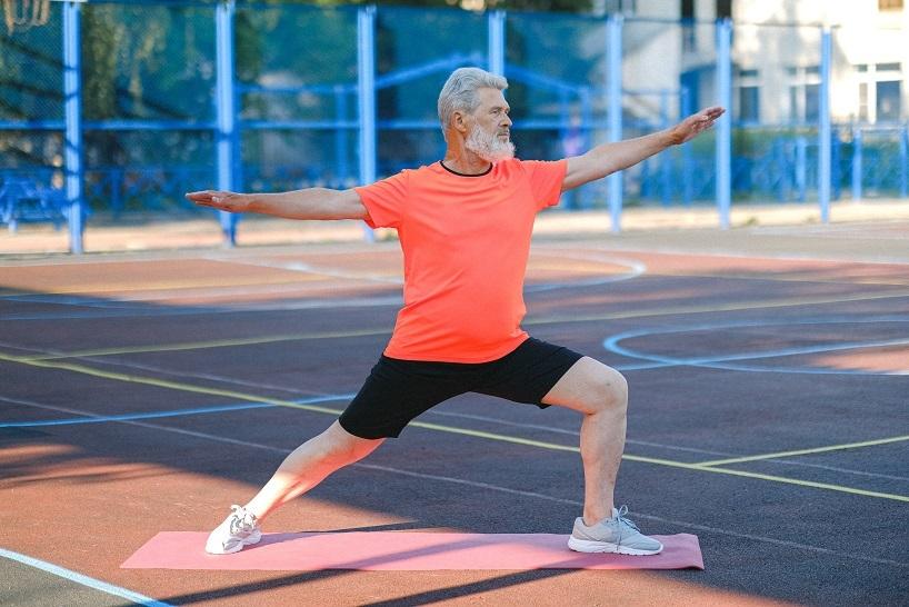 Publication Sale Yoga Man Pexels column