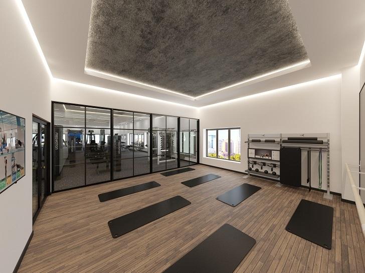 Supplier Content Aktiv yoga studio limited use column