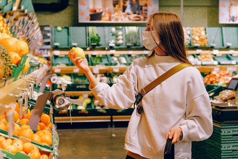 Talks Takes woman shopping pexels column