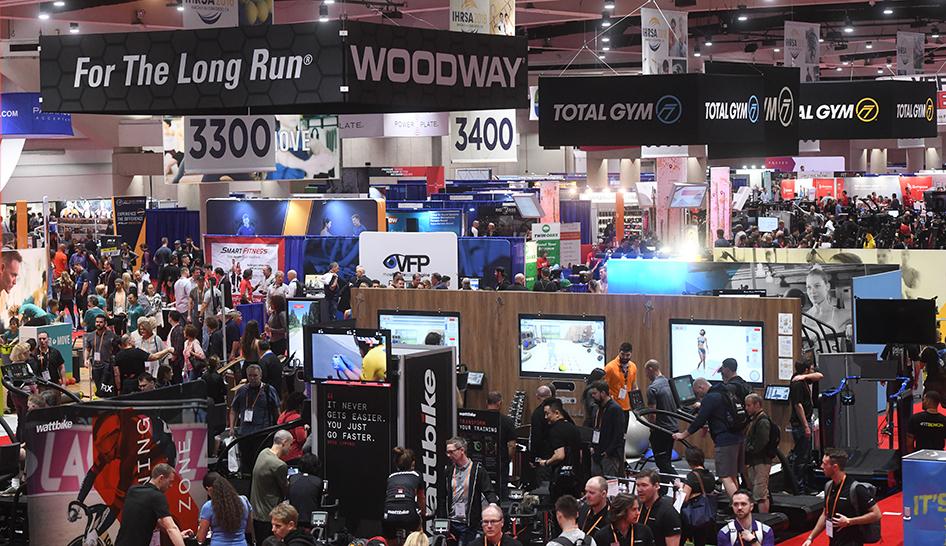 Trade Show Floor Column Width