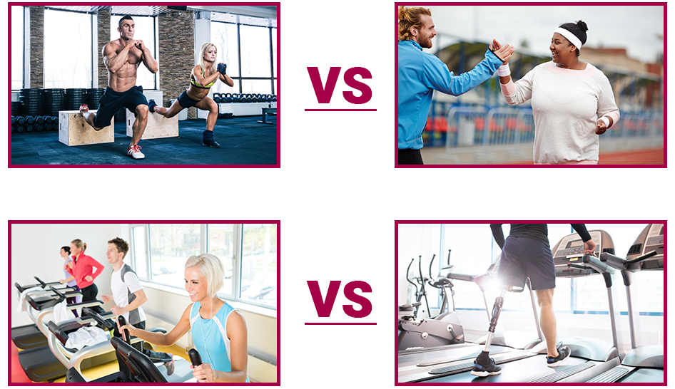 Why Making Your Gym More Inclusive Is Good for Business Inclusive Marketing Images column width