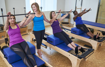 Leadership Cooper Pilates Column