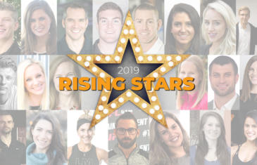Rising Star Graphic 2019