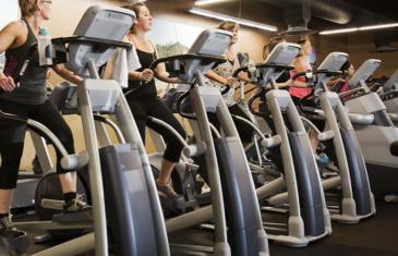 Equipment Give Cardio Precor Column
