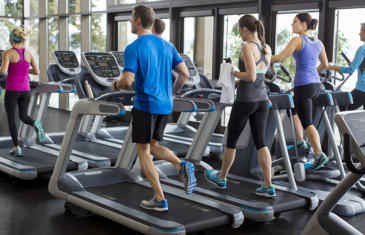 Equipment Previewing Future Precor Column