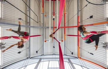 Fitness Programming Flying Fantastic Column