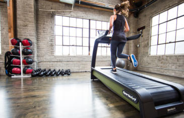 Sales Marketing Sportsart Treadmill Column