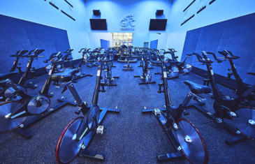 Strategy And Finance Golds Gym Cycle Studio Column