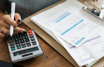 Strategy Finance Stock Photo Invoice Column