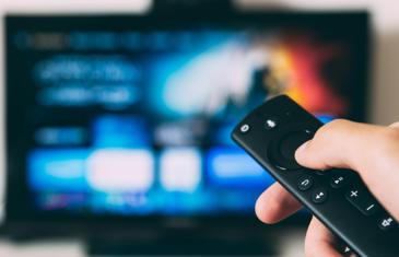 Technology TV smart remote stock column