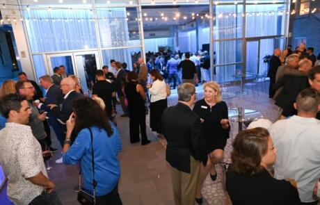 Industry News IHRSA Foundation Reception Column