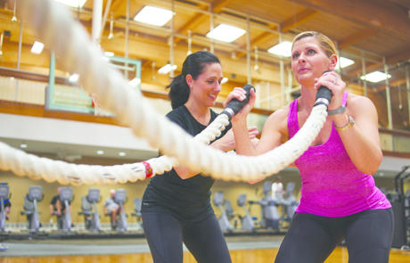 Sales Cooper Fitness Column