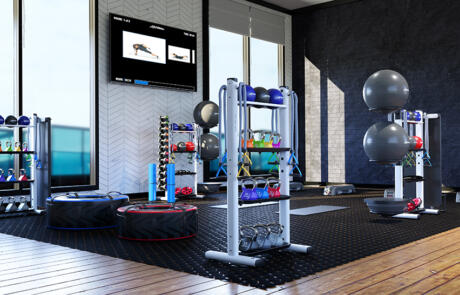 Facilities Life Fitness Invigorate column