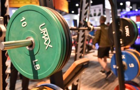 Fitness programming 19 CV weights column