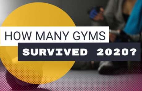 How many gyms survived 2020 Column Width Stats