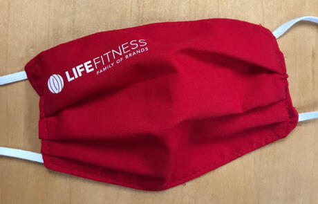 Industry news life fitness mask column