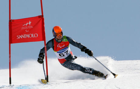 Leadership 20 CV josh sundquist skiing column