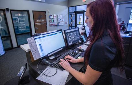 Member retention club automation CRM front desk column