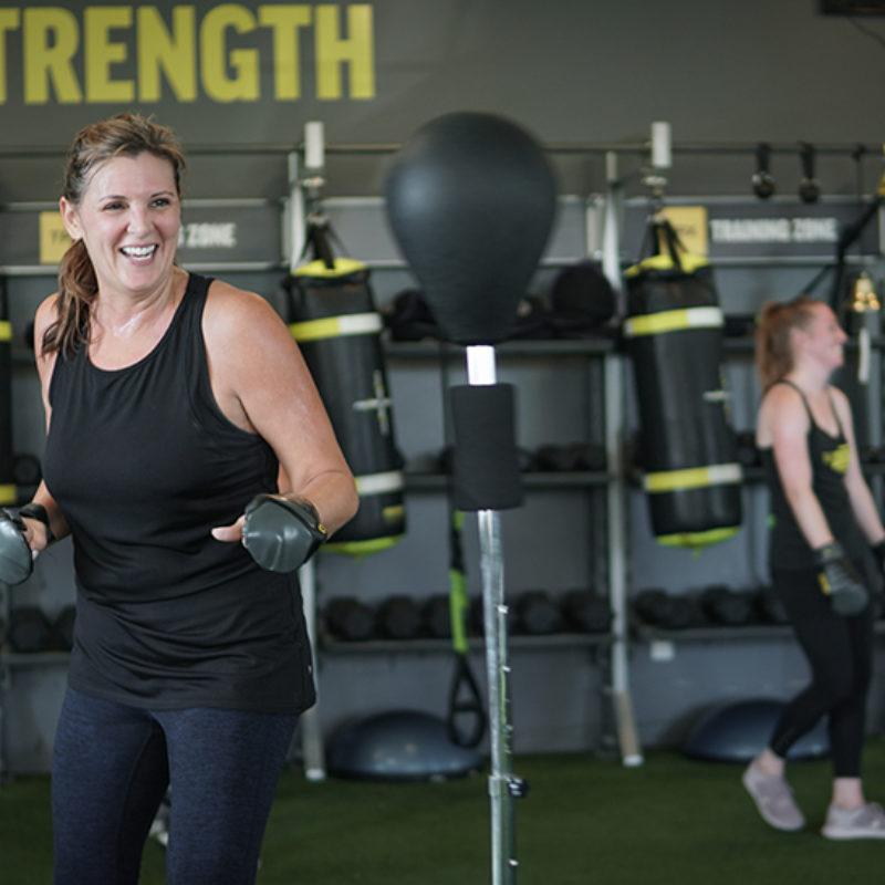 Stevenson Fitness Group X Article