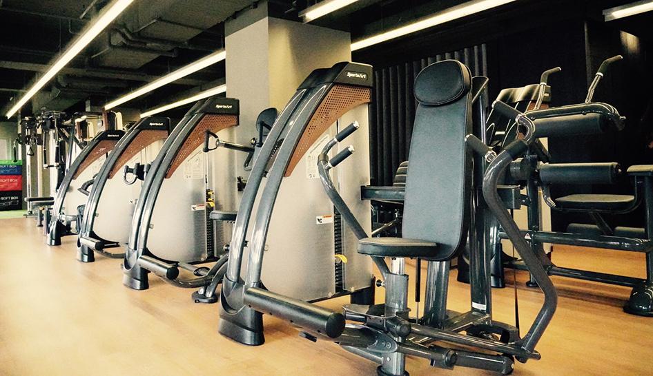 Facilities Sports Art selectorized machine N900 column