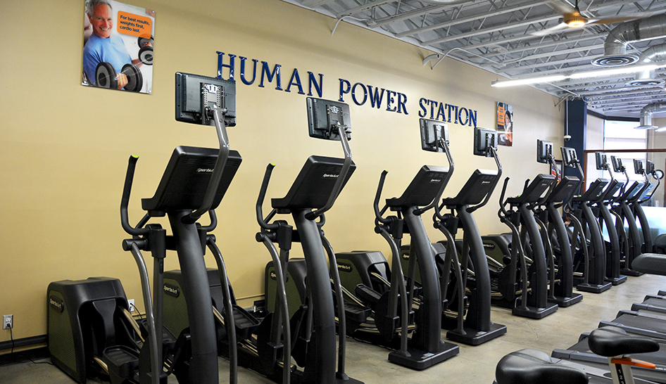 Facilities Sports Art Fitness Install limited use column
