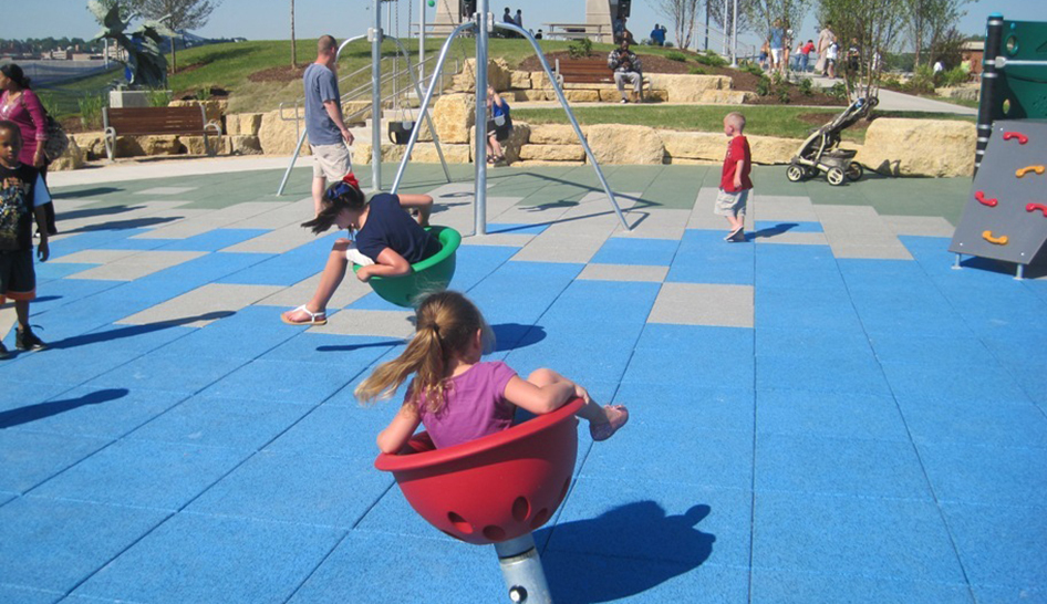 Facilities ecore kids outdoors playground limited use column