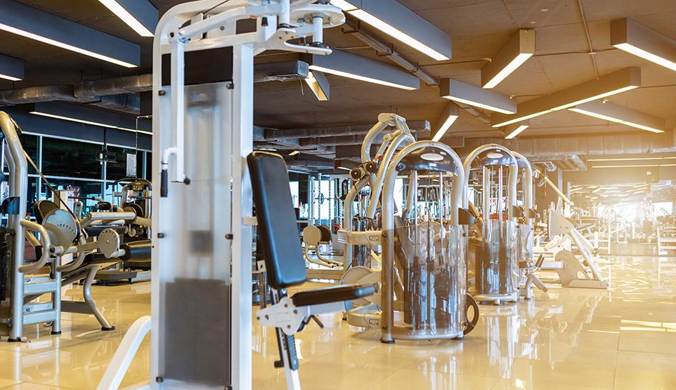 Facilities empty gym freepik stock column