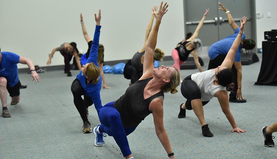Fitness Programming 19Cv Morning Workout Yoga Column