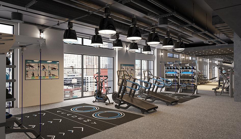 Fitness programming Aktiv Solutions Gym Design column
