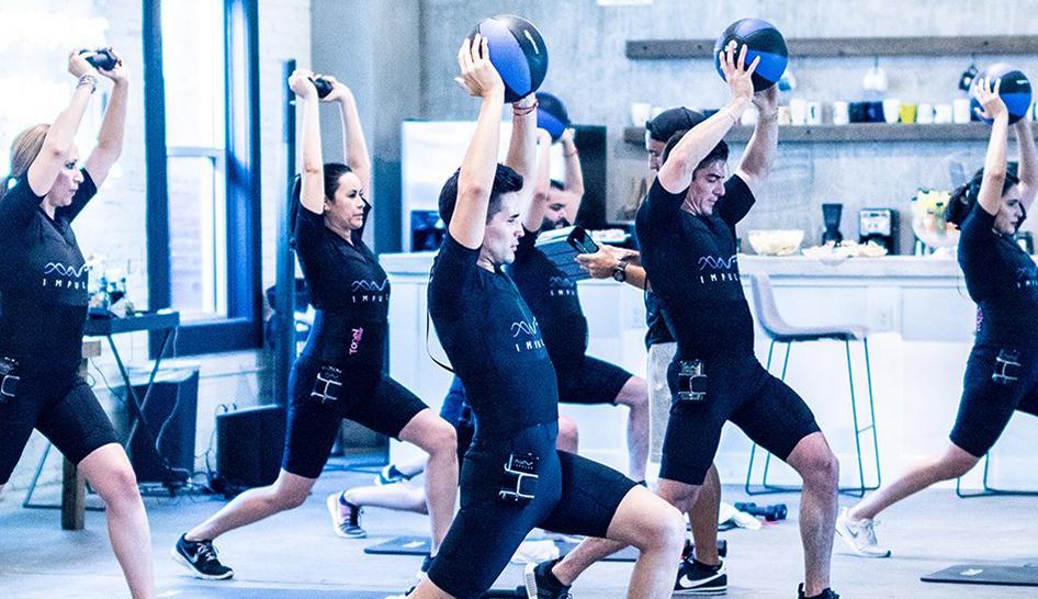 Fitness Programming Impulse Body Fitness Column