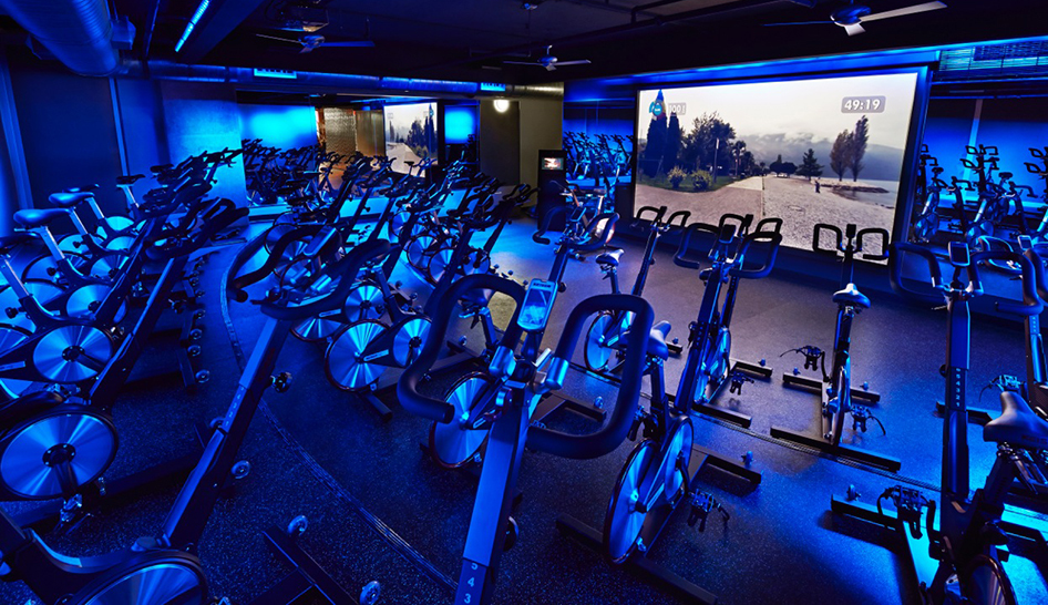 Fitness Programming Vida Yards Experiental Cycle Studio Column