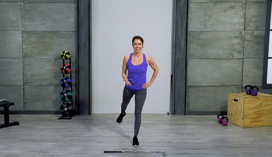 Fitness programming Wellbeats Sports Ready column