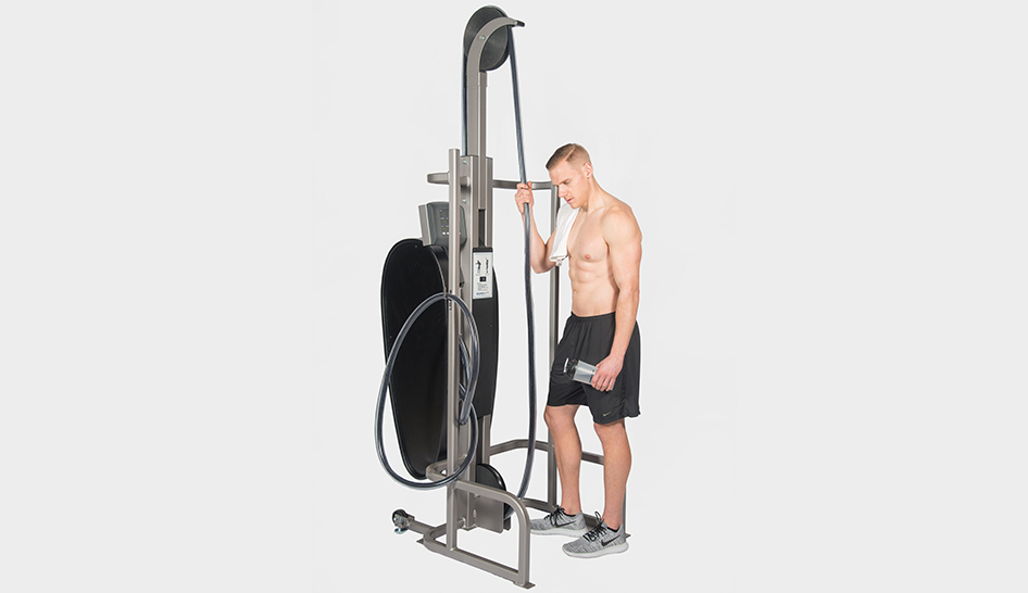 Fitness Programming Jacobs Ladder Full Man With Ropefit Column