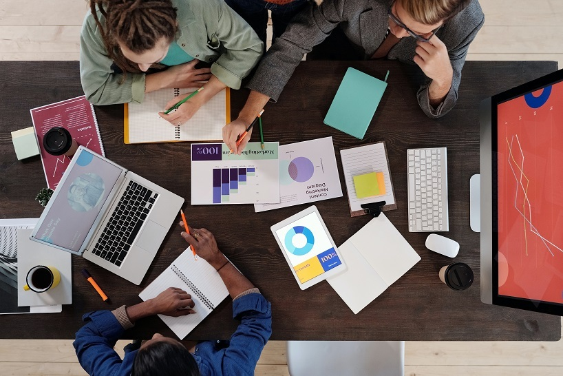 Inclusion diversity workplace office pexels column