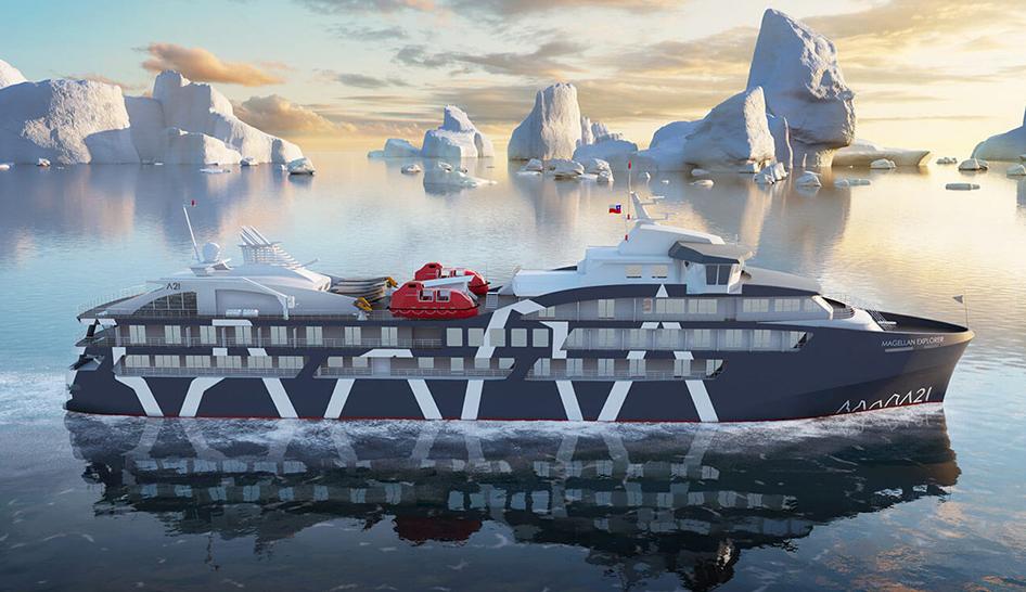 Industry News Magellan Explorer Antarctica Column