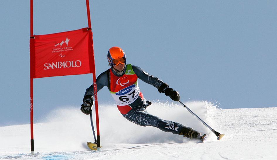 Leadership 20 CV josh sundquist skiing column