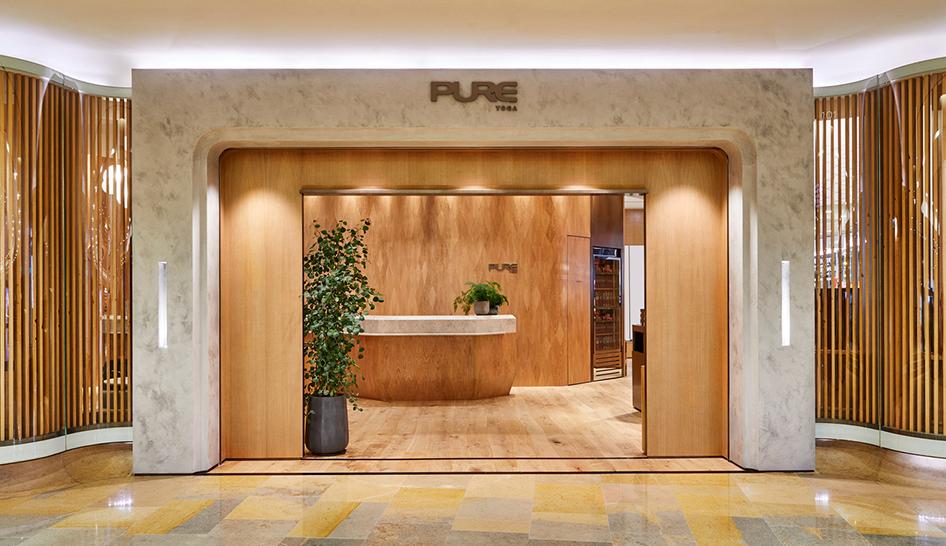Leadership Pure Yoga Hong Kong reception 7 18 CBI column