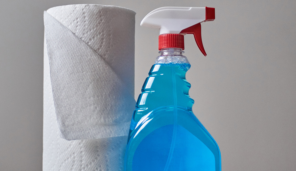 Legal Cleaning Supplies Column