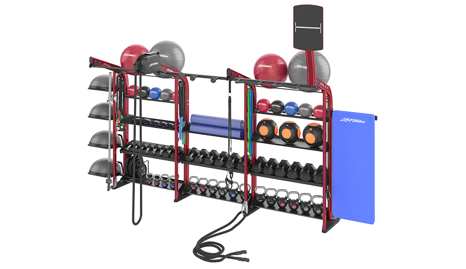 Personal training life fitness accessories column